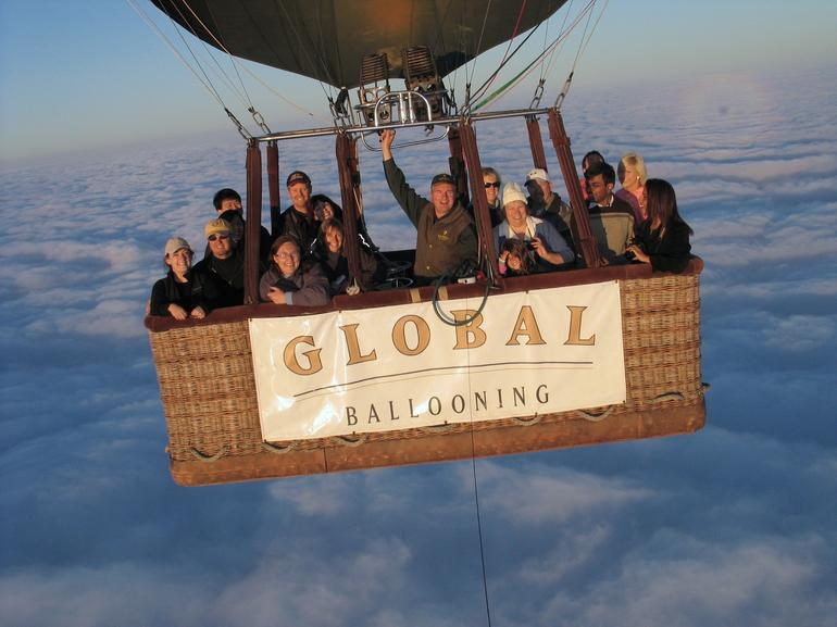 Balloon Flight over the Yarra Valley - Melbourne