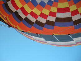 Photo of Mexico City Teotihuacan Pyramids Hot-Air Balloon Tour Balloon!