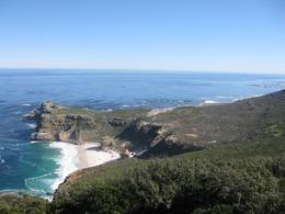 A picturesque vista at Cape Point - too much to even fit into the lens! - July 2009