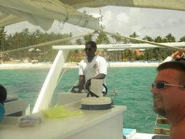 Photo of Punta Cana Punta Cana Day Cruise with Snorkeling captain