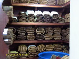 Just a sample of all the cigars at the plantation. , Chris L - September 2015