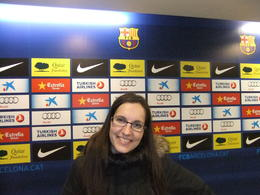 Photo of Barcelona FC Barcelona Football Stadium Tour and Museum Tickets DSCF4639.JPG