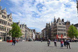 Photo of Brussels Antwerp Half-Day Trip from Brussels Grand Place