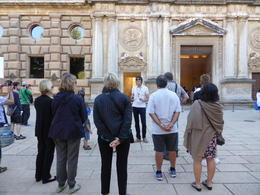 Our Tour group with Gustavo , Anne T - October 2014