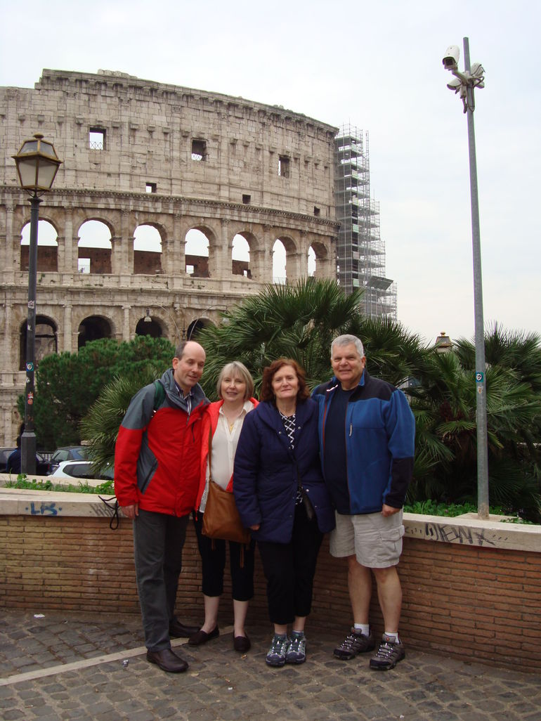 Rome Super Saver: Colosseum and Ancient Rome with Best of Rome Afternoon Walking Tour photo 15
