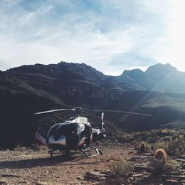 Photo of Las Vegas Grand Canyon Helicopter Tour from Las Vegas Helicopter