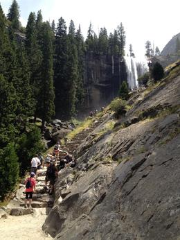 Photo of San Francisco 2-Day Yosemite National Park Tour from San Francisco Hike to the waterfall