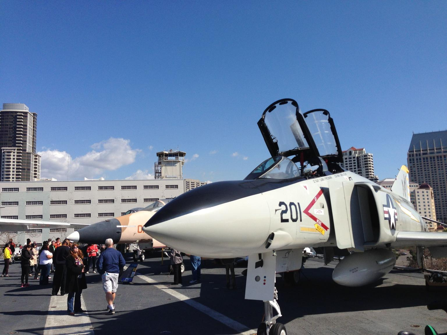 Skip the Line: USS Midway Museum