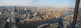 Photo of London The Shard London: The View from The Shard La city et Tower Bridge