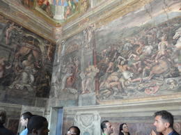 Photo of Rome Skip the Line: Vatican Museums Small-Group Tour including Sistine Chapel and St Peter's Basilica One of the Frescos in the Raphael Rooms