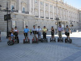 Photo of Madrid Madrid Segway Tour Palacio Real