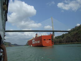 Photo of Panama City Panama Canal Partial Transit Sightseeing Cruise Panama Canal