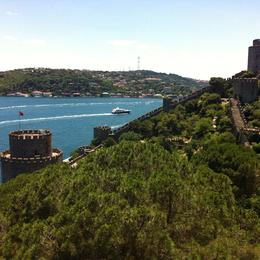Photo of Istanbul Bosphorus Strait and Black Sea Day Cruise from Istanbul Rumeli Fortress views
