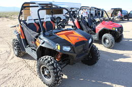 Photo of Las Vegas Hidden Valley and Primm Valley Extreme RZR Tour from Las Vegas RZR 800's