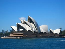 Photo of Sydney Sydney Harbour Top Deck Lunch Cruise Sydney Opera House
