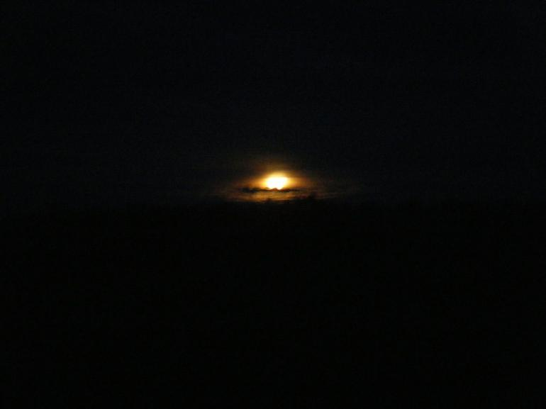 The Moonset - Cairns & the Tropical North