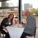 Photo of Melbourne Spirit of Melbourne Dinner Cruise The newlyweds, Rhonda and Wayne