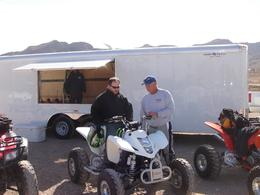Photo of Las Vegas Hidden Valley and Primm Extreme ATV Tour The Security Review Before the Ride