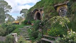 Photo of Auckland Waitomo Caves and 'The Lord of the Rings' Hobbiton Movie Set Day Trip from Auckland The shire - as beautiful as remembered