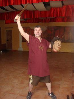 Photo of Rome Roman Gladiator School: Learn How to Become a Gladiator The win