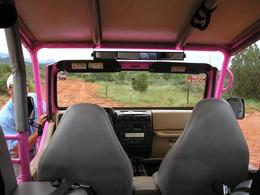 Photo of Sedona & Flagstaff Broken Arrow Jeep Tour Time to take down the windshield