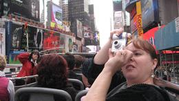Such a fun place to be - Times Square., Judy W - November 2007