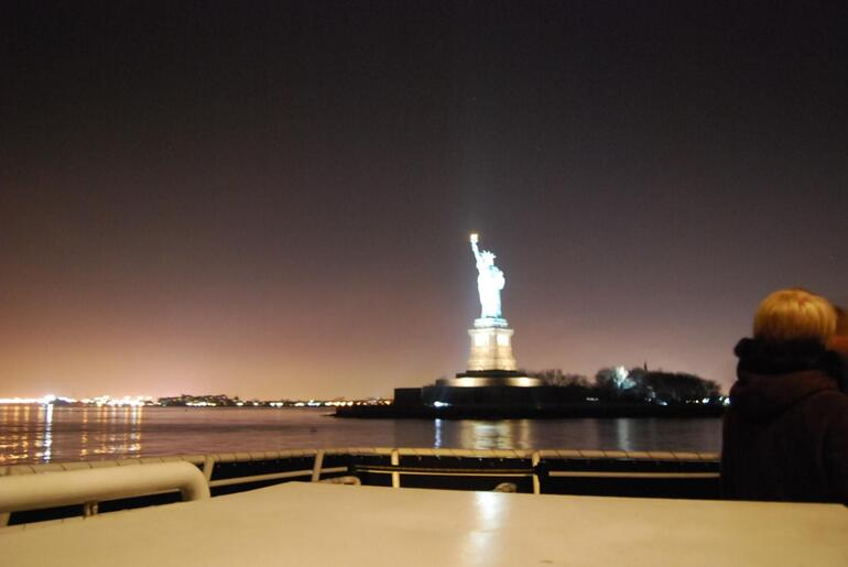 View from Boat - New York City