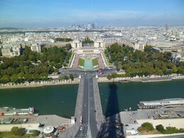 Photo of Paris Skip the Line: Eiffel Tower Tickets and Small-Group Tour View from Eiffel tower