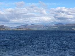 View of the Scottish mainland from Kyleakin on the Isle of Skyev, laura s - June 2014