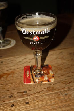 One of my favorite Beers in Belgium... I would drink this every day if I could. I believe this was Westmalle #10 to be exact. Absolutely Delicious! , Mark K - November 2012