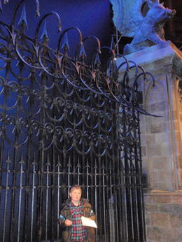 Photo of London Warner Bros. Studio Tour London - The Making of Harry Potter Will they open the gates for him?