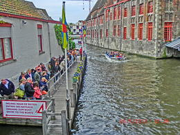 Photo of Brussels Ghent and Bruges Day Trip from Brussels Canales de Brujas!