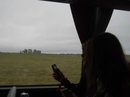 Passengers on our bus were grandly introduced to the iconic Stonehenge by our guide. Most of us were snapping photos immediately. , Bonnie N - November 2015