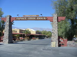 Furnace Creek Ranch motel in Death Valley , Ted D - May 2011