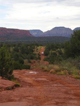 Photo of Sedona & Flagstaff Broken Arrow Jeep Tour Here comes a jeep
