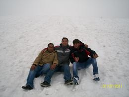 It is the glacier in Titlis. Just next to ICE FLYER , piyush_h - July 2011