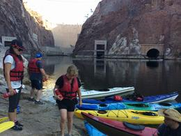 Photo of Las Vegas Black Canyon Kayak Day Trip from Las Vegas launch site