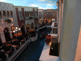 Photo of Las Vegas Las Vegas Super Saver: Romance Package at Madame Tussauds with Gondola Ride and Lunch or Dinner Meal