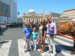 Photo of Rome Skip the Line: Vatican Museums, Sistine Chapel and St Peter's Basilica Half-Day Walking Tour Rome