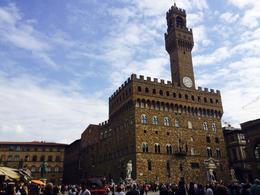 Photo of Rome Tuscany in One Day Sightseeing Tour from Rome Palazzo Vecchio