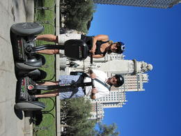 Photo of Madrid Madrid Segway Tour Placa Espanol
