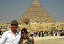 Photo of Cairo Private Tour: Giza Pyramids, Sphinx, Memphis, Dahshur