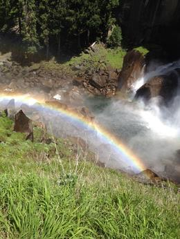 There were some terrific rainbows, Melinda - August 2014
