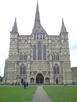 Photo of London Stonehenge, Salisbury and Bath Custom Day Trip salisbury cathedral front view