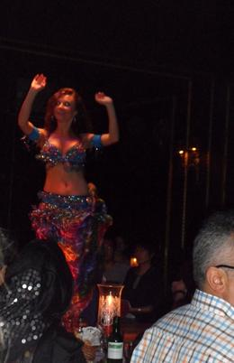 Istanbul by Night dinner and Show, Belly Dancer , Sharon S - July 2011