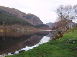 Photo of   Stop along Scottish Highlands route