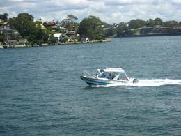 Photo of Sydney Sydney Harbour Top Deck Lunch Cruise Taxi boat
