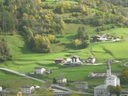 Town in the valley. - November 2008