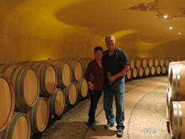 Barry and Joyce loved the ride, guides, tour and dinner. , St add - June 2014