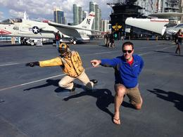 Photo of   Aircraft Carrier Yoga